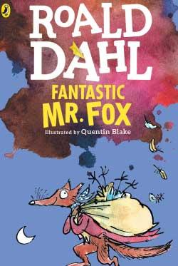 fantastic mr. fox book cover