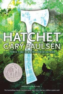 hatchet book cover