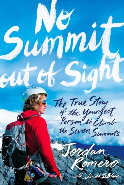 no summit out of sight book cover graphic
